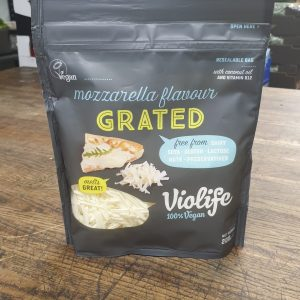 Vegan Grated Mozzarella Cheese