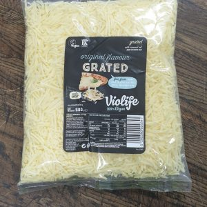Vegan Grated Cheddar Cheese