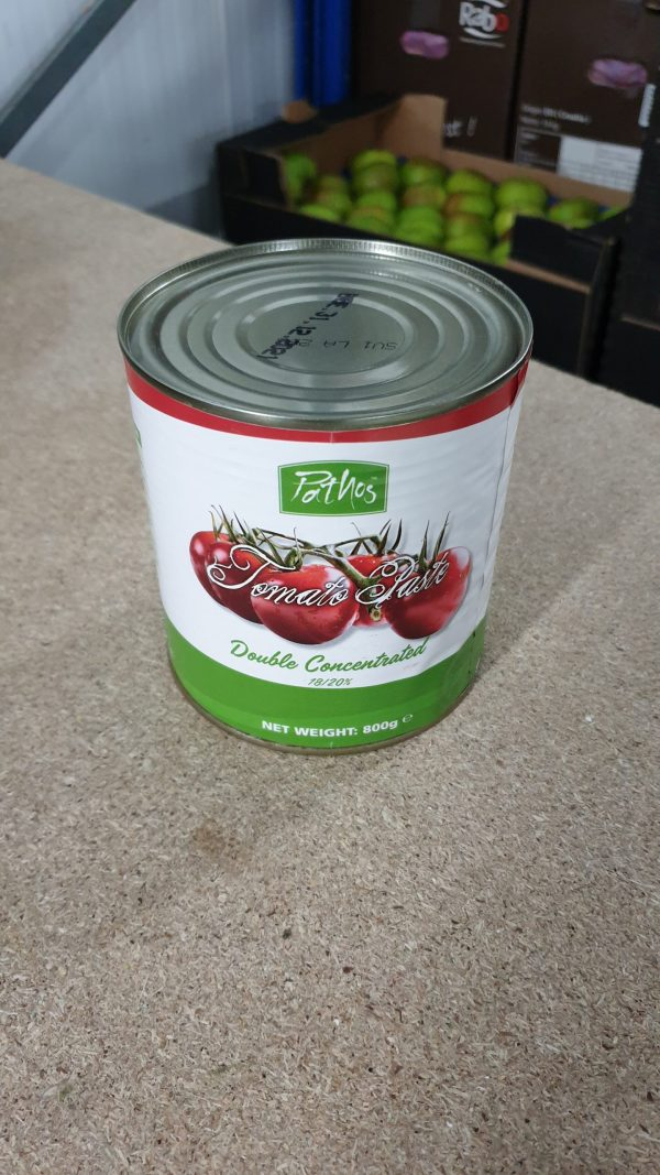 Double Concentrated Tomato Purée - 800gm