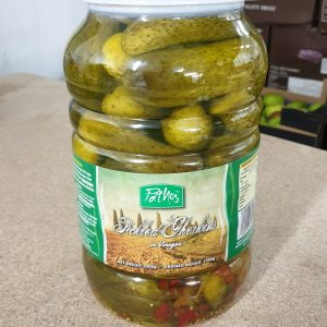 Pickled Gherkins - 2.9kg
