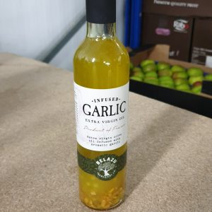Garlic Infused Extra Virgin Olive Oil - 250ml