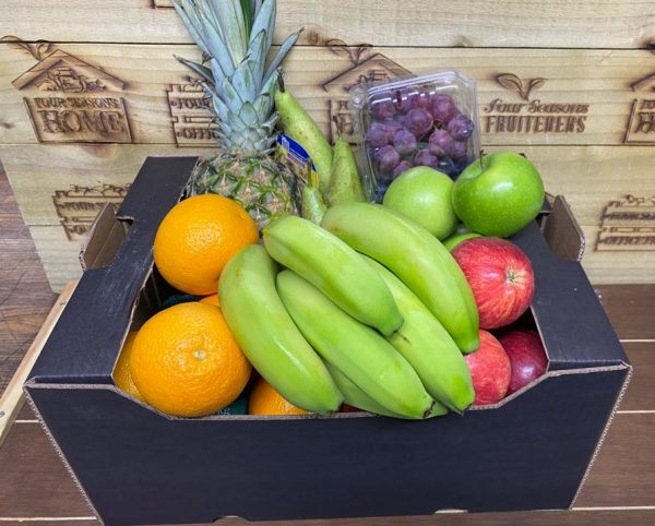 Fresh Fruit Box wc 15th March