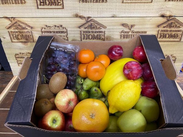 Fruit Box - Week Commencing 22nd February