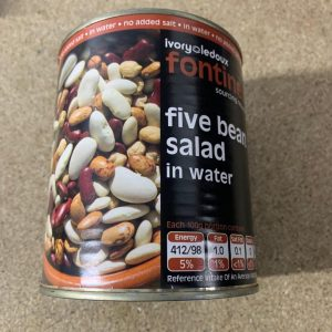 Five Bean Salad - 800gm