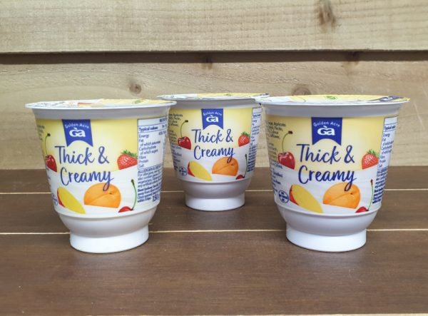 Thick and Creamy Yoghurts