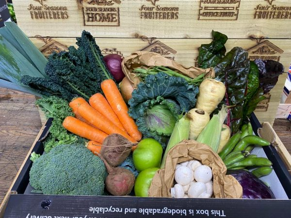 Veg Box - wc 26th October
