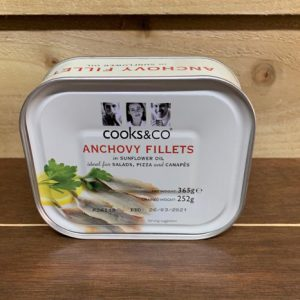 Anchovies - 365g