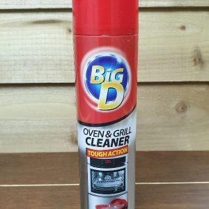 Big D Oven and Grill Cleaner