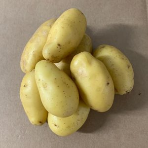 British Baby Potatoes