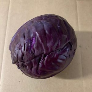 British Red Cabbage