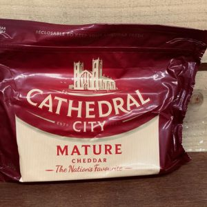 Cathedral City Mature Cheddar - 350g