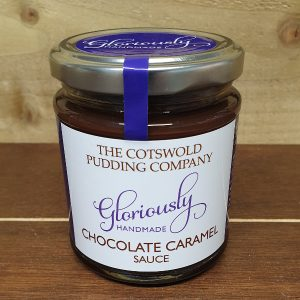 Chocolate Caramel Sauce - 185g
