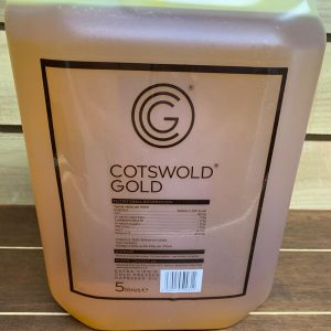 Cotswold Gold Extra Virgin Rapeseed Oil - 5ltr