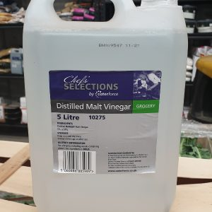 Distilled Malt Vinegar - 5ltr
