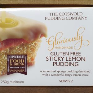 Gluten-Free Sticky Lemon Pudding - 250g