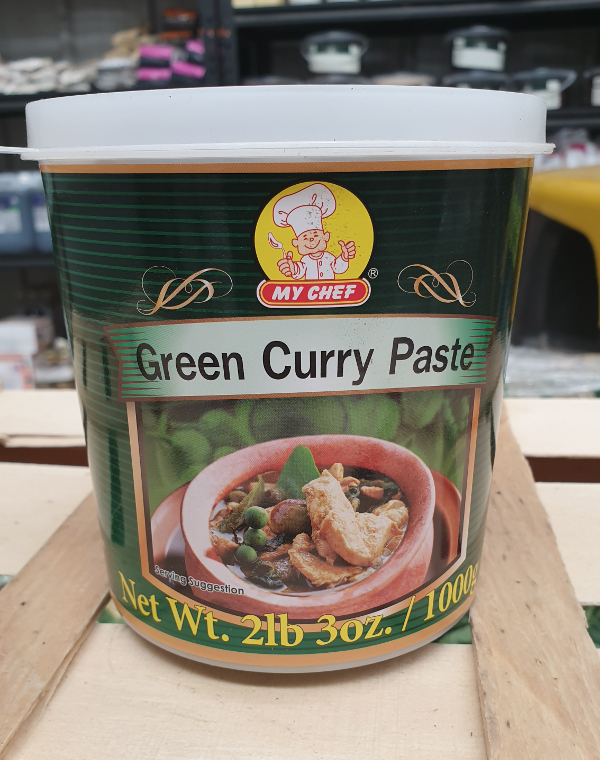 Green Curry Paste - 1kg