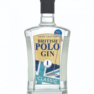 British Polo Gin No.1 Classic London Dry 70 cl + 4 Fever Tonic Waters