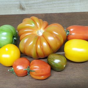 Heritage Mixed Tomatoes - 500g
