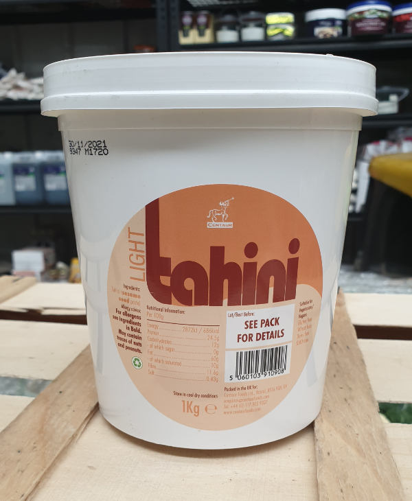 Light Tahini Paste - 1kg