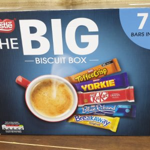 Nestlé Big Biscuit Box