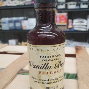 Organic Vanilla Bean Extract - 100ml