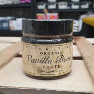 Organic Vanilla Bean Paste - 65gm