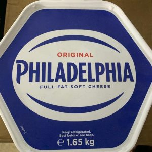 Philadelphia Full Fat Soft Cheese - 1.65kg