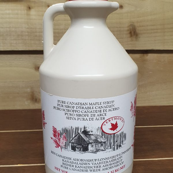 Pure Canadian Maple Syrup - 1ltr