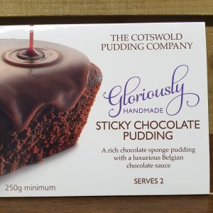 Sticky Chocolate Pudding - 250g