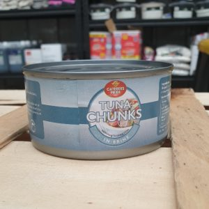 Tuna Chunks in Brine - 185gm