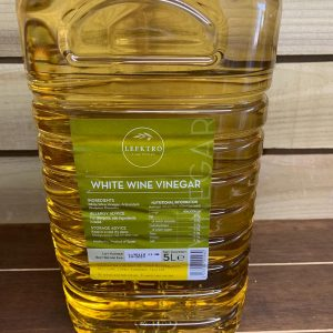 White Wine Vinegar - 5ltr