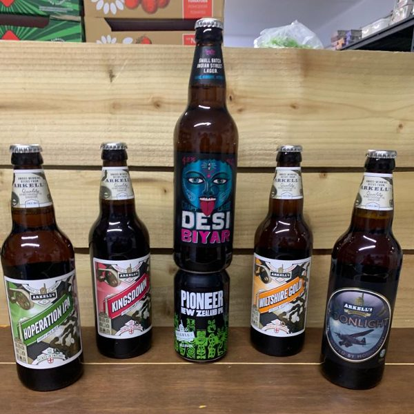 Arkell's Ale Selection Box