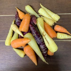 Baby Mix Carrots - 500g