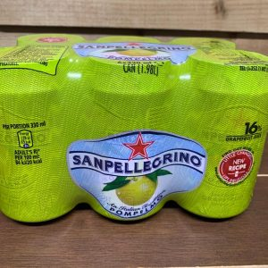 San Pellegrino Lemon - 6 x 330ml