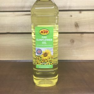 Sunflower Oil - 1ltr