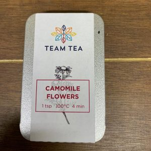 Camomile Flowers Loose Leaf Tea