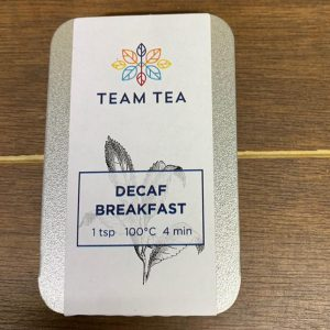Decaf Breakfast Loose Leaf Tea