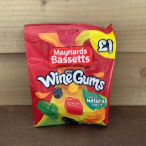 Maynards Bassetts Wine Gums