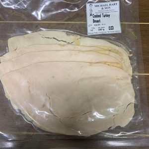 Michael Hart and Son - Cooked Turkey Breast