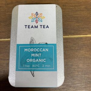 Morocan Mint Organic Loose Leaf Tea