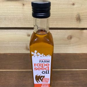 Stainswick Farm Fiery Naga Chilli Rapeseed Oil