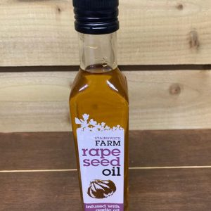 Stainswick Farm Garlic Rapeseed Oil
