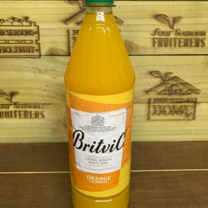Britvic Orange Cordial
