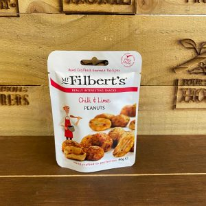 Mr Filbert's Chilli and Lime Peanuts