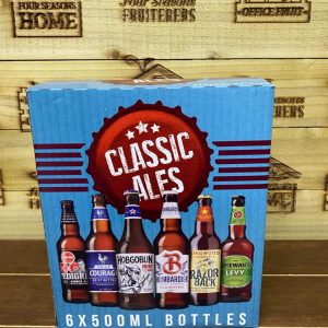 Classic Ales Mixed Pack