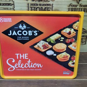 Jacob's Cream Crackers Selection Box