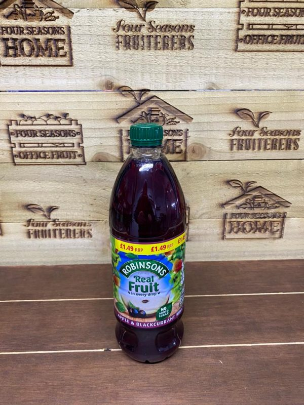Robinsons Apple and Blackcurrant Squash