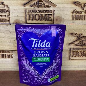 Tilda Wholegrain Brown Basmati Rice