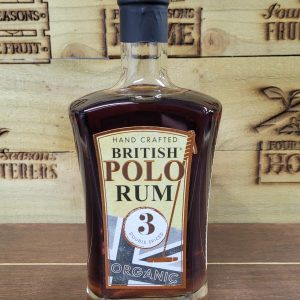 No.3 Double Spiced British Polo Rum