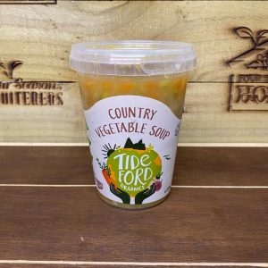 Tideford Organics Country Vegetable Soup